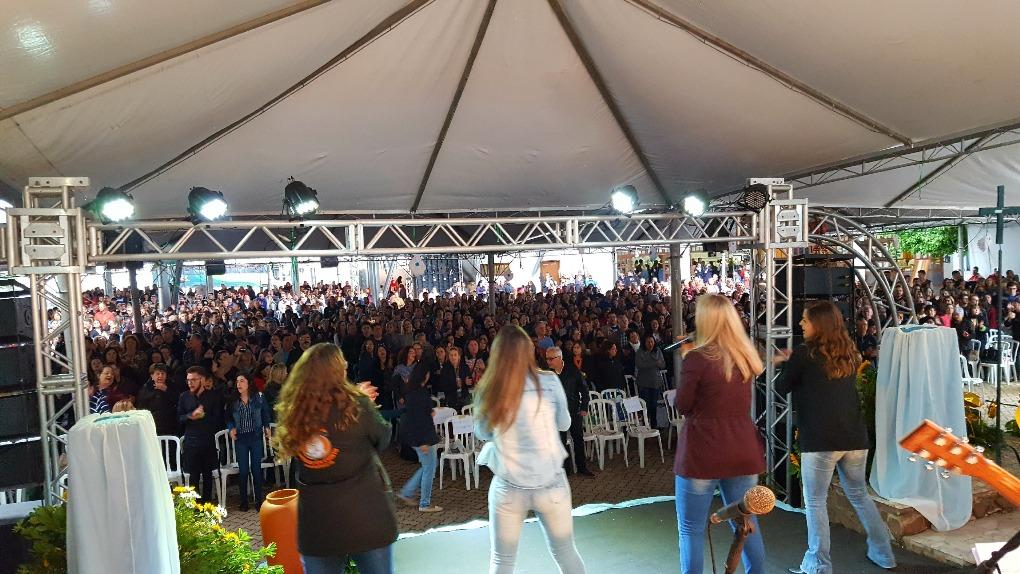 Congresso Estadual Jubilar mobiliza a Renovação Carismática do Rio Grande do Sul