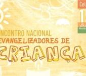 Programação do Encontro Nacional de Evangelizadores de Crianças