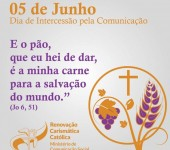 05 de junho: Dia de Intercessão pela Comunicação