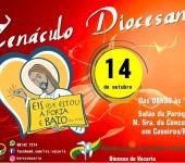 Diocese de Vacaria Realiza Cenáculo Diocesano