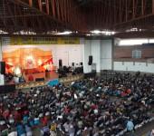 Em momento histórico todas as Dioceses se reuniram no Congresso Jubilar do RS