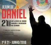 Unido Povo Gaucho inicia o Jejum de Daniel neste Primeiro de Junho