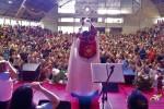Cenáculos com Maria celebram a Padroeira do Brasil no RS