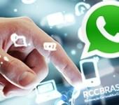 WhatsApp é a nova ferramenta de atendimento para Sede Nacional e peregrinações