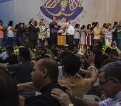 Novo Conselho Nacional é empossado e apresentado no ENF 2017