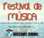 Festival de Música no Encontro Estadual Universidades Renovadas