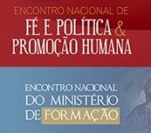 Inscrições abertas para Encontros Nacionais de Ministérios