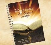 Tomo posse da Benção de hoje, um diário espiritual para fortalecer a vida de oração