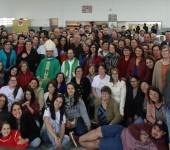 Com Participação de Dom Silvio Vacaria Realizou o Cenáculo Diocesano