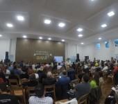 Setembro iniciou com o derramamento do Espirito Santo sobre os Coordenadores de Grupo de Oração do Estado