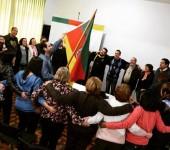 Reunião do Conselho Estadual reelegeu Paulo Mecabo como coordenador
