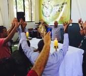 Fé e Política realiza encontro de cura e libertação para mandatários