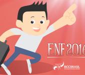 Então se organize para o ENF2016