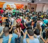 Conferência Nacional de Líderes reúne jovens carismáticos de todo país em Brasília