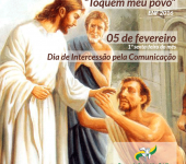 Dia de intercessão pela comunicação: 05 de fevereiro