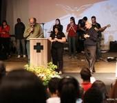 Encontro dos Ministérios de Fé e Política e Promoção Humana leva formação e oração aos participantes